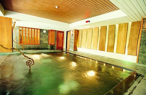 大浴場-室內池
