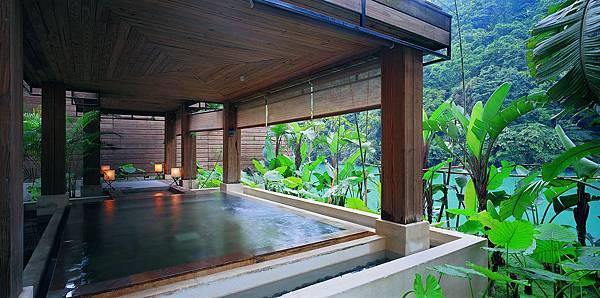 大浴場-露天溫泉2