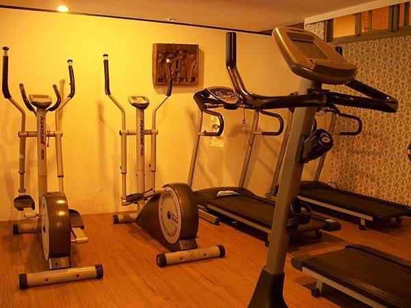 一樓健身房
