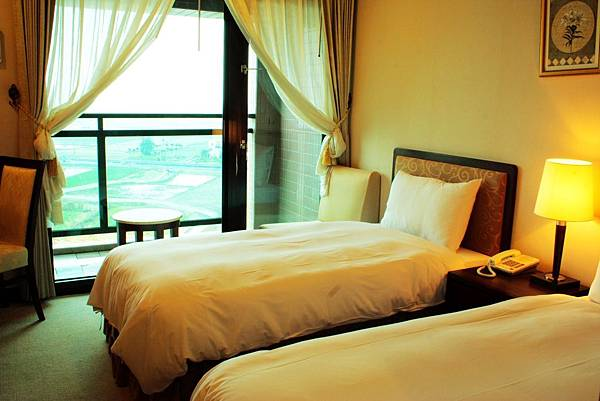 山泉-豪華雙人房 Sun Spring Resort - Deluxe Twin Room 2