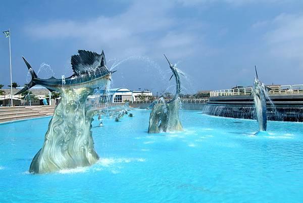 太平洋親水廣場