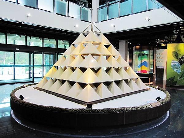冠軍金字塔