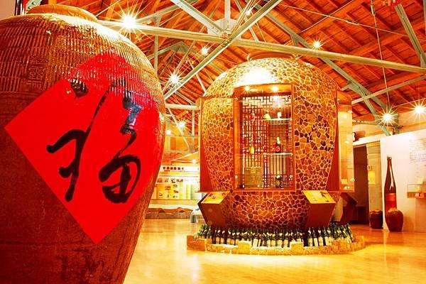 甲子蘭酒文物館2