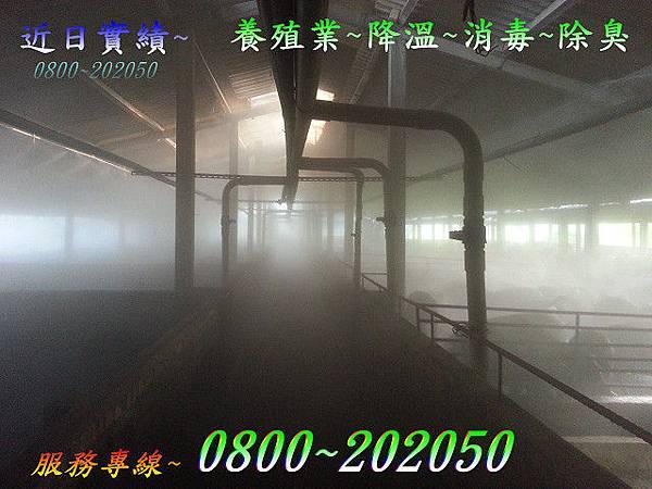 畜牧業噴霧除臭