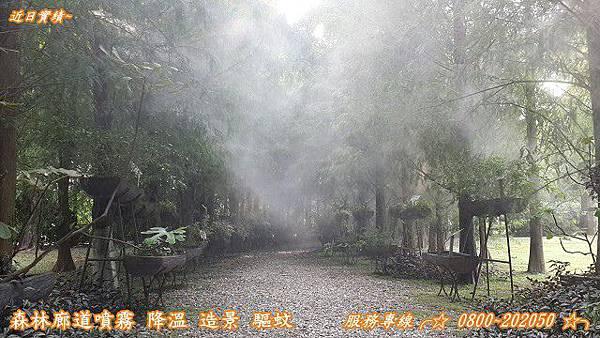 景觀造霧景觀