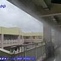 校園降溫、校園噴霧降溫、校園走廊降溫、校園走廊噴霧降溫