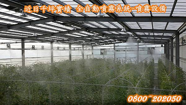 植物工廠環控降溫設備