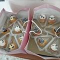 陳小姐捐贈杯子蛋糕x25個
