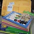 0829廖得愷同學捐贈書一批