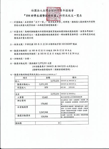 104勸募所得及支出(和青).jpg