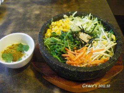 石鍋拌飯-南印咖哩