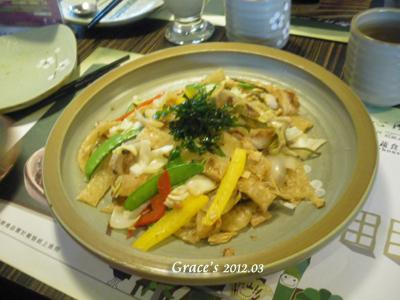 百合飄香麵