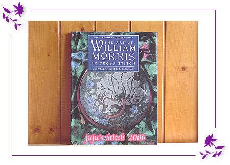 The Art of William Morris in Cross Stitch