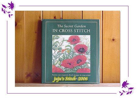 The Secret Garden in Cross Stitch