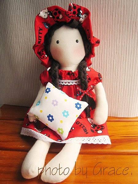 15號鄉村娃娃之聖誕KITTY (2)