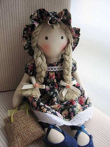 17號鄉村娃娃Iris趴兔 (1)