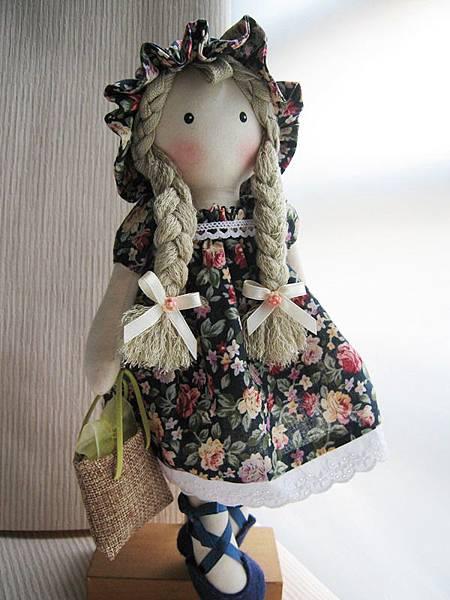 17號鄉村娃娃Iris趴兔 (3)