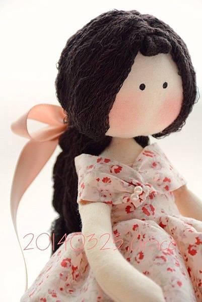 鄉村娃娃22號克萊兒Claire (1)