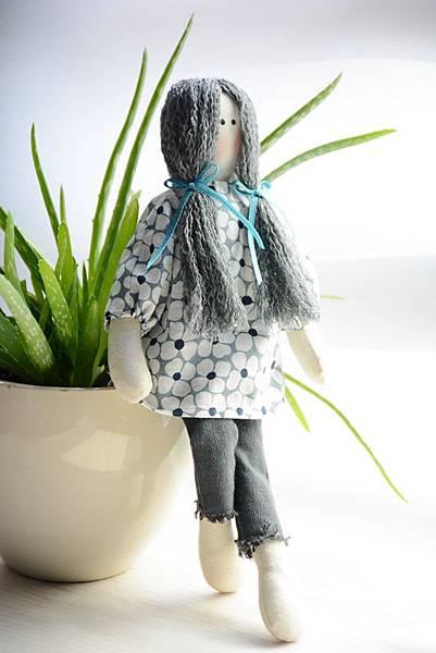 23號鄉村娃娃安娜Anna (2)