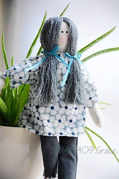 23號鄉村娃娃安娜Anna (4)