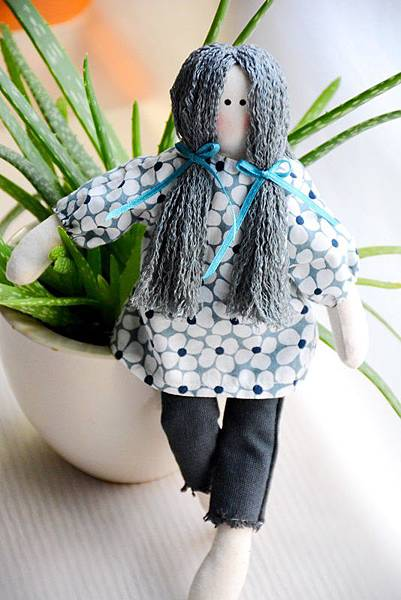 23號鄉村娃娃安娜Anna (5)