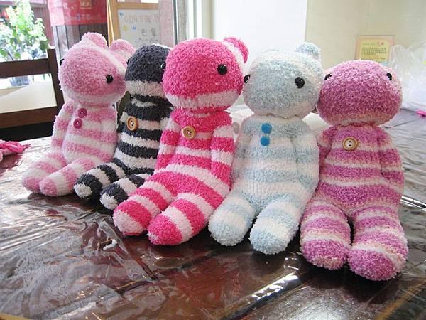 0524襪子娃娃課學生作品 (3)