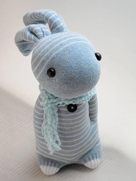 襪子娃娃137號之情人暖男兔 (2)