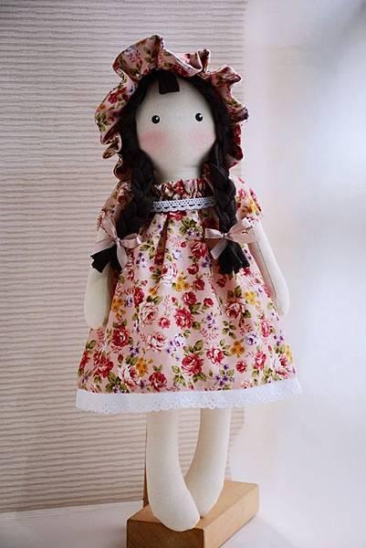 27號手作娃娃安琪兒姐姐