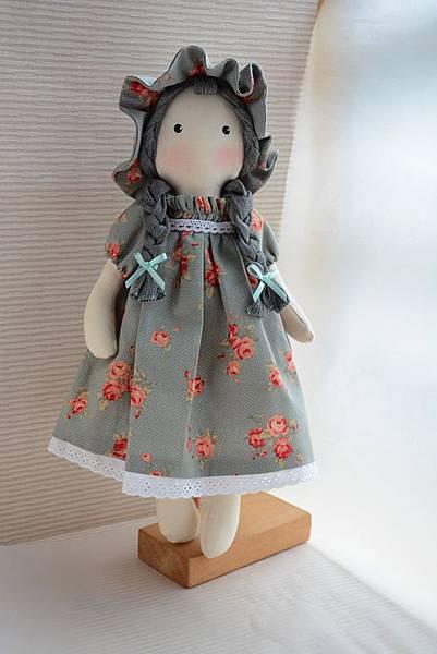 29號手作娃娃蘇菲Sophie (1)