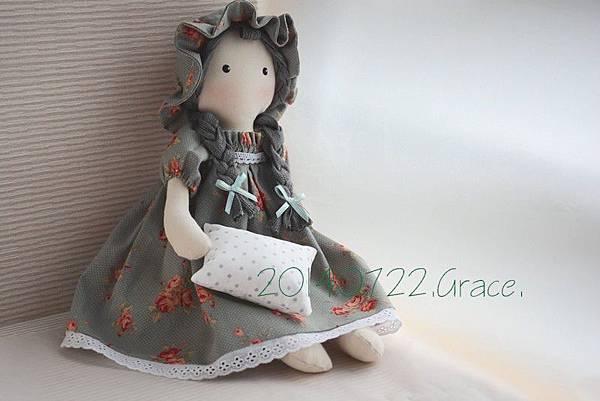 29號手作娃娃蘇菲Sophie (4)