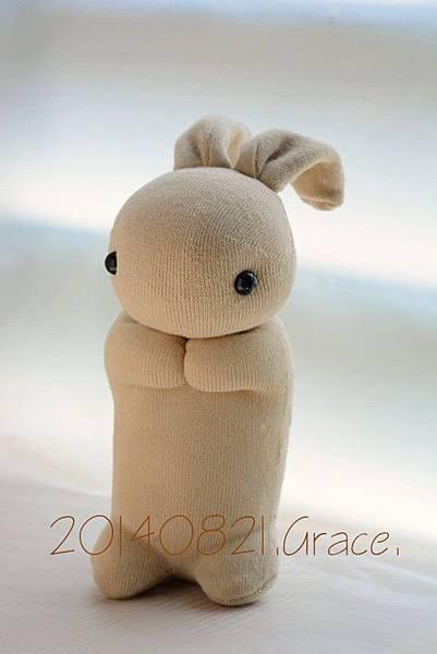 襪子娃娃146號馬鈴薯兔 (4)