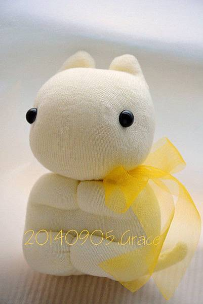 襪子娃娃150號之寶貝貓 (1)