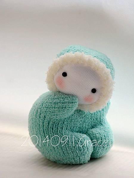 襪子娃娃152號之小不點 (2)1