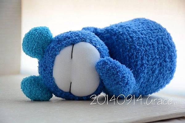 155號藍色小肥鼠 (4)1