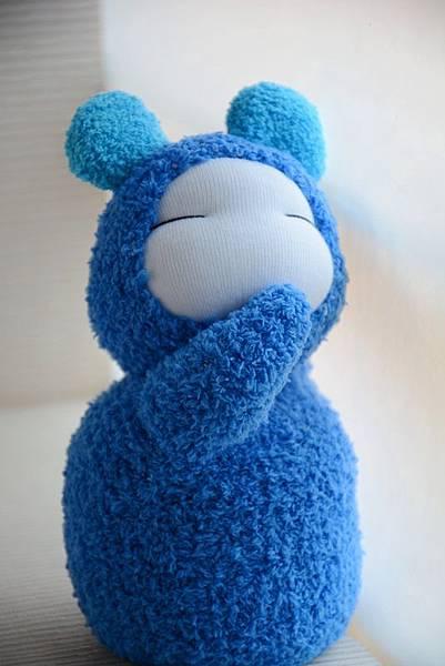 155號藍色小肥鼠 (2)