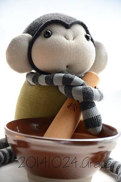 襪子娃娃164號軍綠灰紋小猴 (4)1.jpg