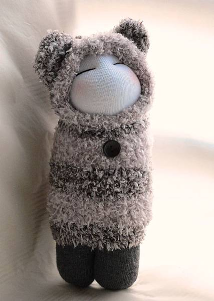 襪子娃娃172號小芋頭 (2)