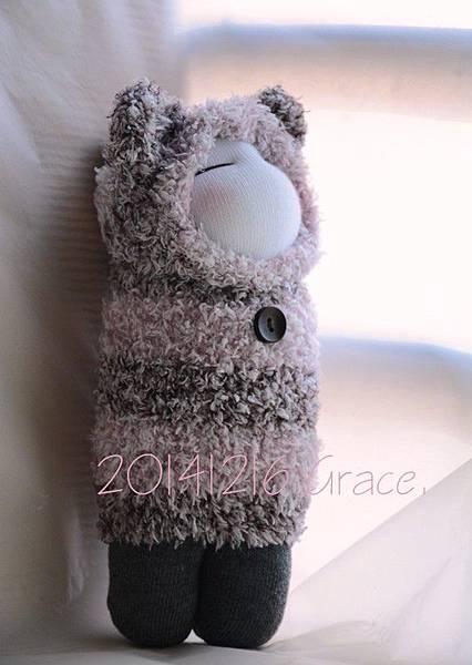 襪子娃娃172號小芋頭 (4)1