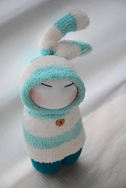 襪子娃娃178號之地球遊學的月兔 (2)