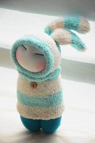 襪子娃娃178號之地球遊學的月兔 (3)