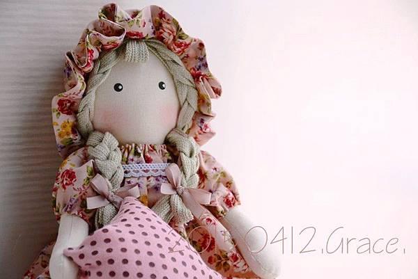 36號手作布娃娃安琪拉 (1)