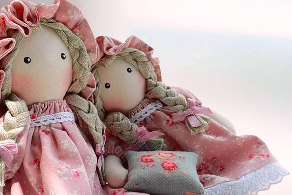 37號手作布娃娃迷你喬安娜 (3)