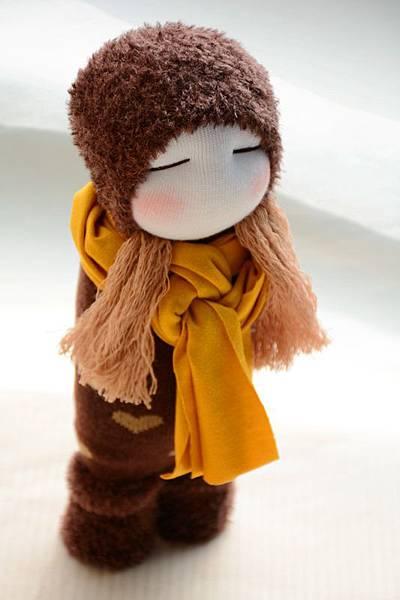 襪子娃娃230號毛靴女孩 (3)