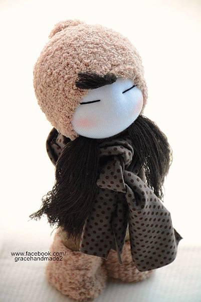 襪子娃娃282號米靴女孩 (1)