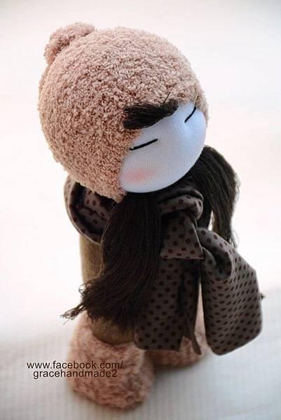 襪子娃娃282號米靴女孩 (3)