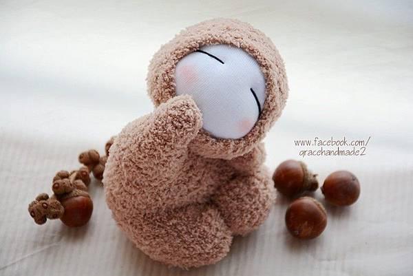 襪子娃娃292號榛果拿鐵寶寶 (1)1
