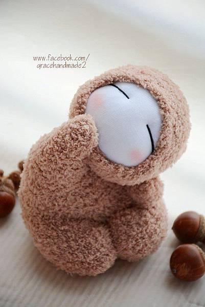 襪子娃娃292號榛果拿鐵寶寶 (2)1