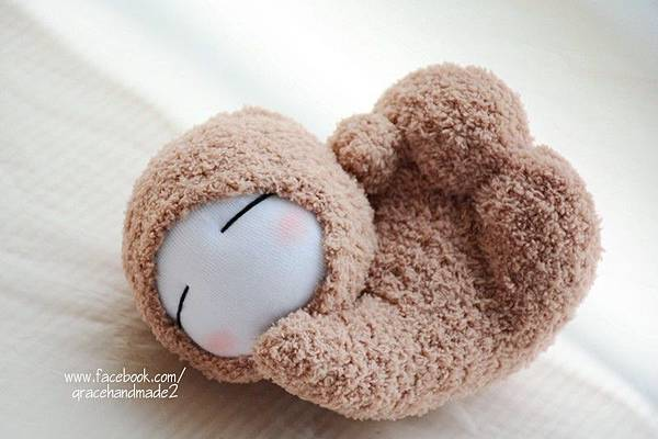 襪子娃娃292號榛果拿鐵寶寶 (3)1