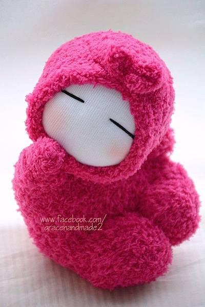 襪子娃娃294號櫻桃寶寶 (1)
