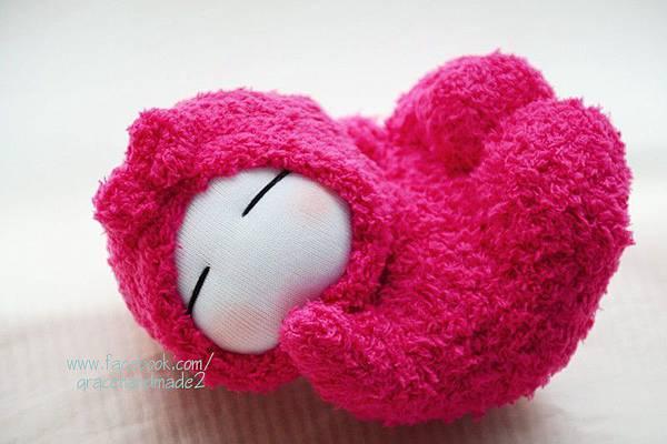 襪子娃娃294號櫻桃寶寶 (2)